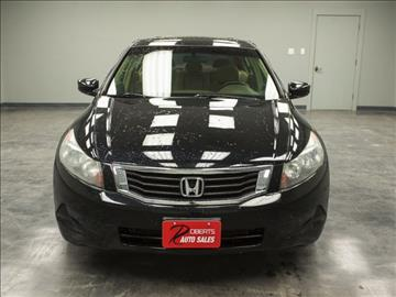 2008 Honda Accord for sale in Kerrville, TX