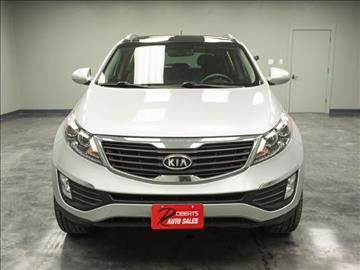 2011 Kia Sportage for sale in Kerrville, TX