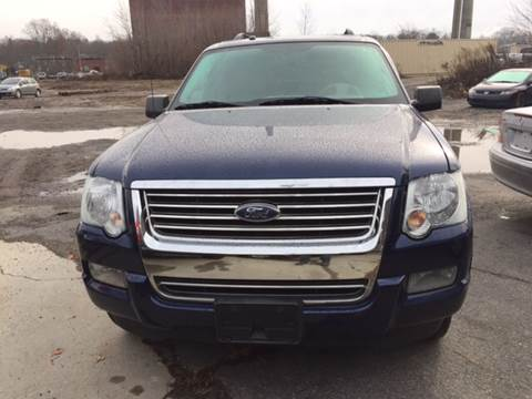 2007 Ford Explorer for sale in Taunton, MA