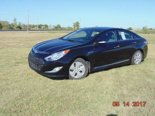 2012 Hyundai Sonata Hybrid For Sale At Kechi Motors, LLC In Kechi KS