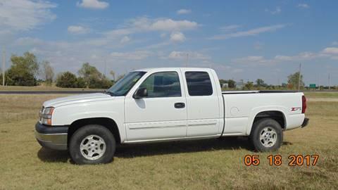 2004 Chevrolet Silverado 1500 for sale in Kechi, KS