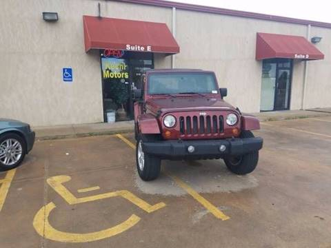 2007 Jeep Wrangler Unlimited for sale in Kechi, KS