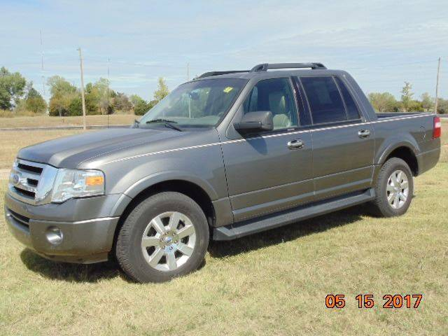Ford Expedition El For Sale At Kechi Motors Llc In Kechi Ks