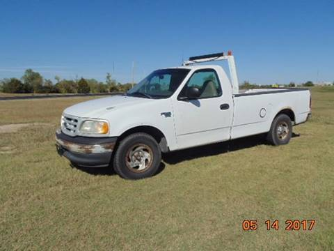 1999 Ford F-150 for sale in Kechi, KS