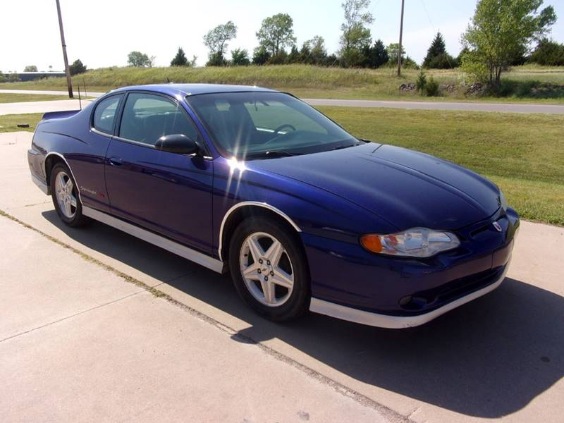 2005 Chevrolet Monte Carlo For Sale At Kechi Motors, LLC In Kechi KS