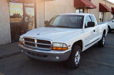1997 Dodge Dakota for sale in Kechi, KS