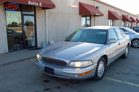 1998 Buick Park Avenue For Sale In Kechi Ks