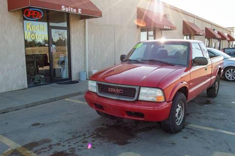 2003 GMC Sonoma for sale in Kechi, KS