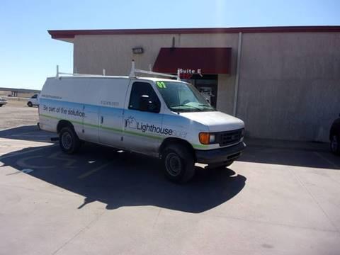 2007 Ford E-Series Cargo for sale in Kechi, KS