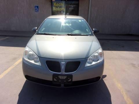 2008 Pontiac G6 for sale in Kechi, KS