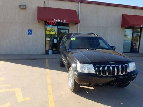 2001 Jeep Grand Cherokee for sale in Kechi, KS