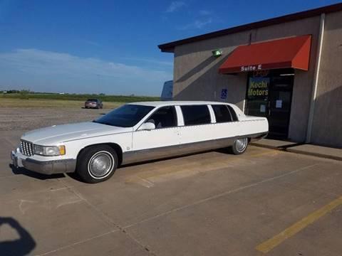 1996 Cadillac Fleetwood for sale in Kechi, KS