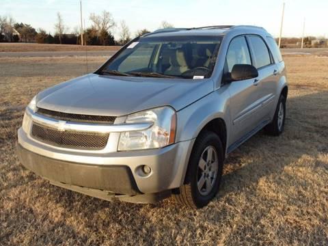 2005 Chevrolet Equinox for sale in Kechi, KS
