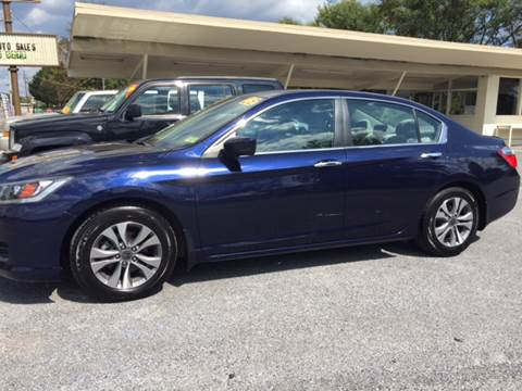 2015 Honda Accord for sale in Bristol, TN