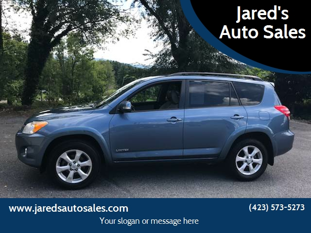 2010 Toyota RAV4 For Sale At Jaredu0027s Auto Sales In Bristol TN