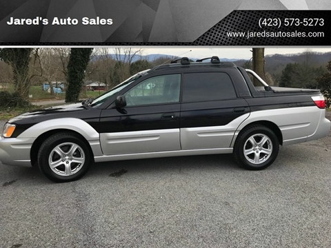 Baja Auto Sales >> Subaru Baja For Sale In Bristol Tn Jared S Auto Sales