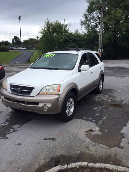 2004 Kia Sorento For Sale At Jaredu0027s Auto Sales In Bristol TN