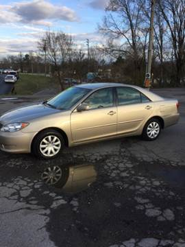 2006 Toyota Camry for sale in Bristol, TN
