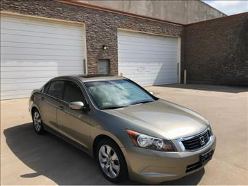 2008 Honda Accord for sale at ARCH AUTO SALES in Saint Louis MO