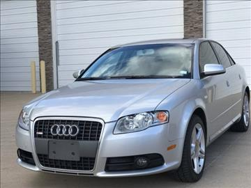 2008 Audi A4 for sale at ARCH AUTO SALES in Saint Louis MO