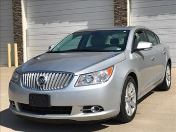 2010 Buick LaCrosse for sale at ARCH AUTO SALES in Saint Louis MO