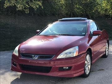 2006 Honda Accord for sale at ARCH AUTO SALES in Saint Louis MO
