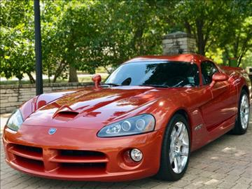 2006 Dodge Viper for sale at ARCH AUTO SALES in Saint Louis MO