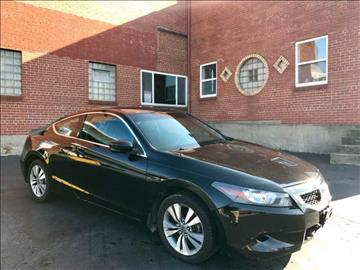 2009 Honda Accord for sale at ARCH AUTO SALES in Saint Louis MO