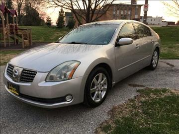 2006 Nissan Maxima for sale at ARCH AUTO SALES in Saint Louis MO