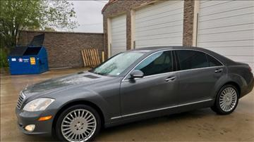 2007 Mercedes-Benz S-Class for sale at ARCH AUTO SALES in Saint Louis MO