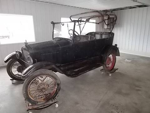 1927 Ford Model T for sale at Sinclaire Auto Sales in Pana IL