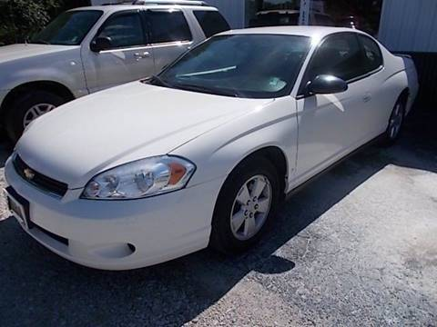 2006 Chevrolet Monte Carlo for sale in Pana, IL