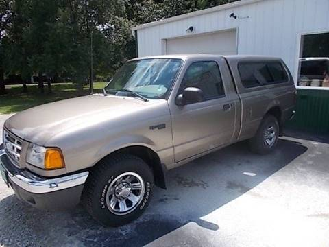 2003 Ford Ranger for sale at Sinclaire Auto Sales in Pana IL