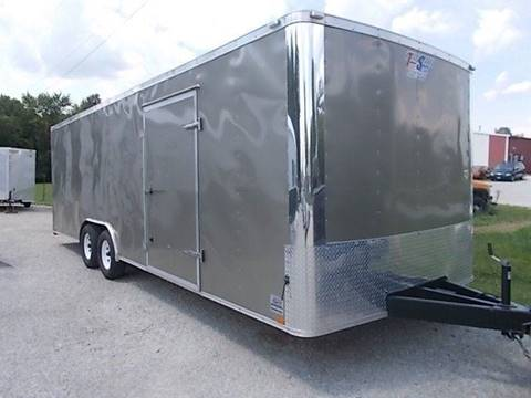 2013 Team Spirit 24' Enclosed for sale at Sinclaire Auto Sales in Pana IL