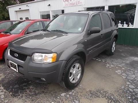 2002 Ford Escape for sale in Pana IL