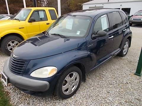 2002 Chrysler PT Cruiser for sale at Sinclaire Auto Sales in Pana IL