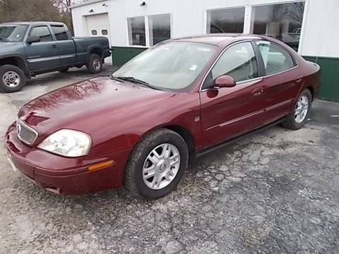 2005 Mercury Sable for sale at Sinclaire Auto Sales in Pana IL