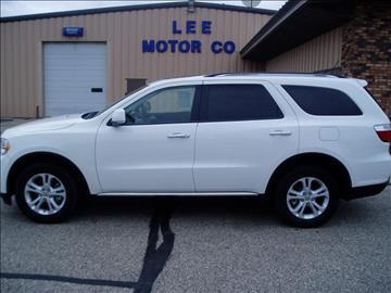 2013 Dodge Durango For Sale Minnesota