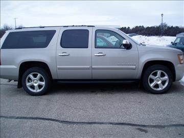 2008 Chevrolet Suburban For Sale Minnesota