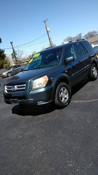 2006 Honda Pilot For Sale At Cu0026C Affordable Auto And Truck Sales In  Fairborn OH