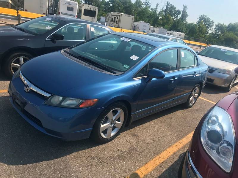 2008 Honda Civic For Sale At Cu0026C Affordable Auto And Truck Sales In  Fairborn OH