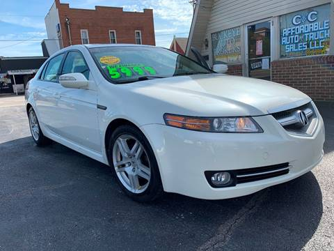 2008 Acura Tl For Sale >> 2008 Acura Tl For Sale In Fairborn Oh