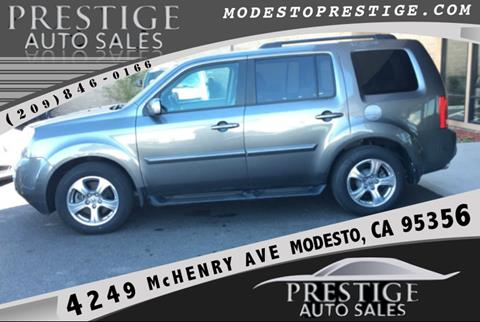 2013 Honda Pilot for sale in Modesto, CA