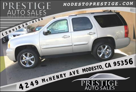 2008 GMC Yukon for sale in Modesto, CA