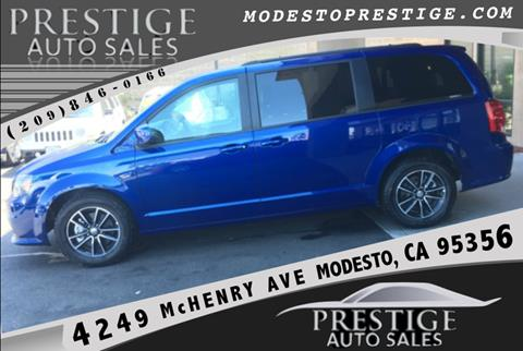 2019 Dodge Grand Caravan for sale in Modesto, CA