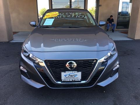 2019 Nissan Altima for sale in Modesto, CA