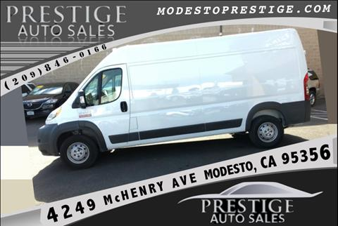 2018 RAM ProMaster Cargo for sale in Modesto, CA