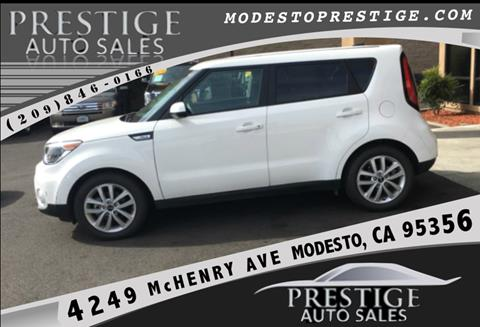 2018 Kia Soul for sale in Modesto, CA