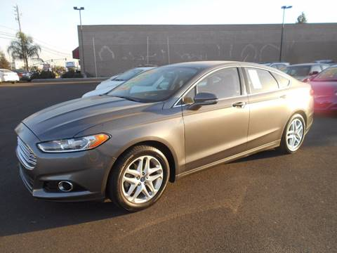 2013 Ford Fusion for sale in Modesto, CA