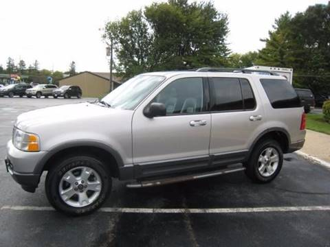 2003 Ford Explorer for sale in Marengo, IL